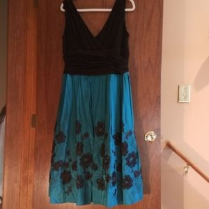 Size 16W.  Special Occasion Dress